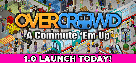 Overcrowd A Commute 'Em Up MAC Download Game