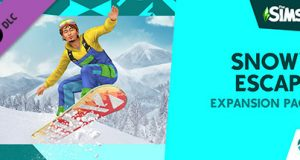 The Sims 4 Snowy Escape Expansion Pack Game Free Download
