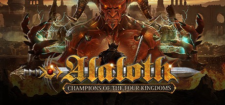 Download Alaloth Champions of The Four Kingdoms Free PC Game