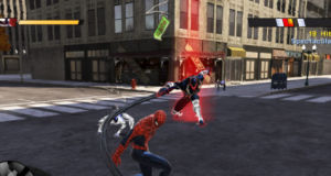 Download Spider-Man Web of Shadows for PC Game