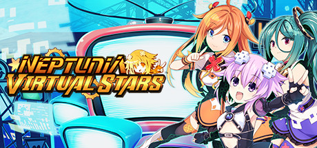 Neptunia Virtual Stars Free Download PC Game
