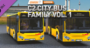 OMSI 2 Add On C2 Stadtbus Familie Vol 1 Free Download PC Game